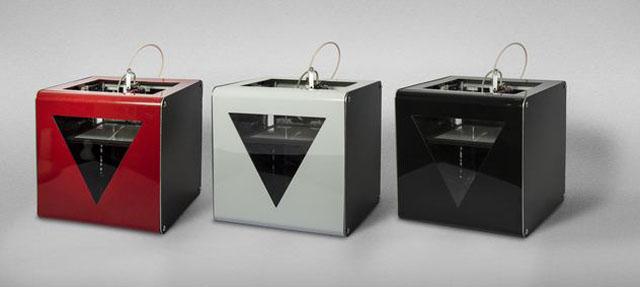 FABtotum 3D Printer Scanner
