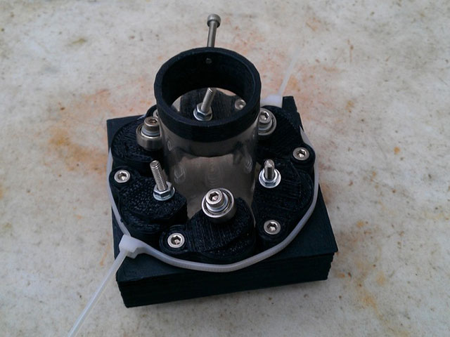 Helical Crayford Focuser v2