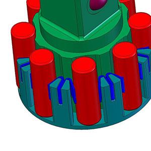 NRG3 Wrench 3D model