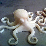Octo comparison 3D Print Acetone Finisher
