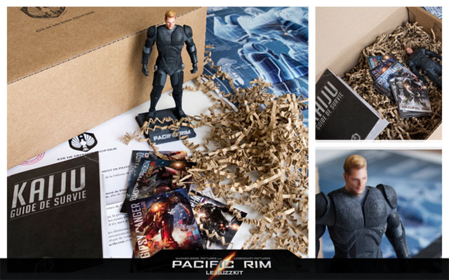 Pacific Rim Montage 3D Printing