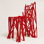 Patric Jouin Solid C2 3D printed chair
