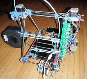 Prusa RepRap 3D Printer