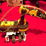 Robot Arm 3D Printing