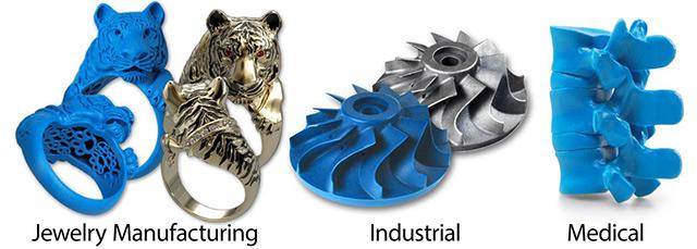 Solidscape Max 3Z 3D Printing