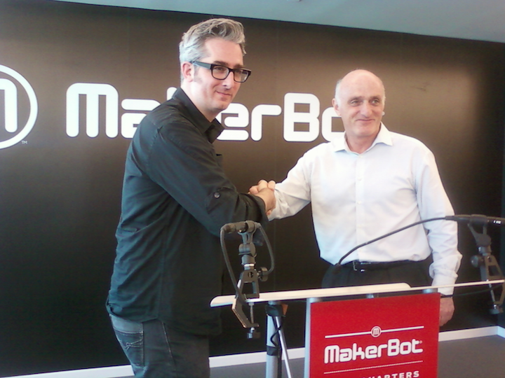 It's Done — Stratasys & Makerbot Complete Merger