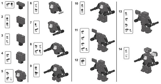 Warhammer instructions by Pascal  (pasukaru76)