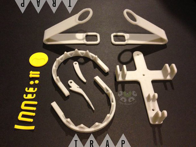 beartrap 3D PRinting
