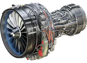 3D printed aerospace components