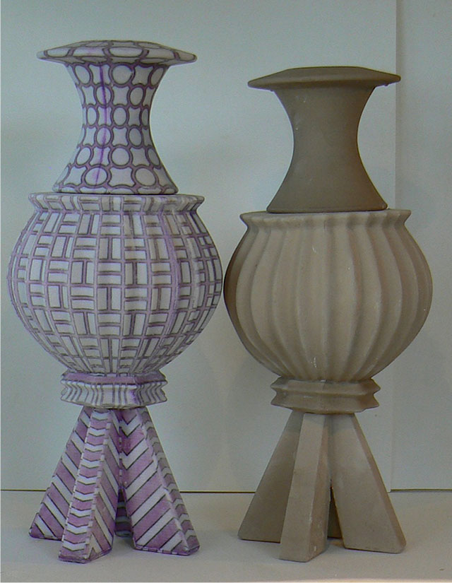 Adam Furman Kitchpot pattern and cast