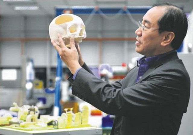 Chua Chee Kai NTU School of Mechanical and Aerospace Engineering,