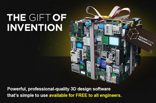 Free cad designspark mechanical 3d printing industry for Software arredamento 3d gratis