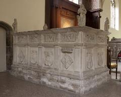 Monument of Henry Fitzroy, Duke of Richmond, Framlingham