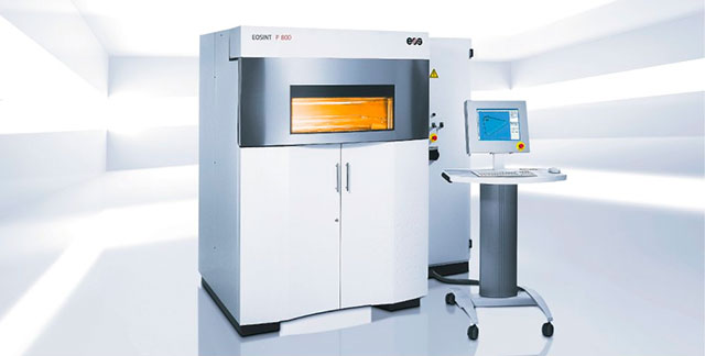 EOSINT P 800 Plastic Laser Sintering System