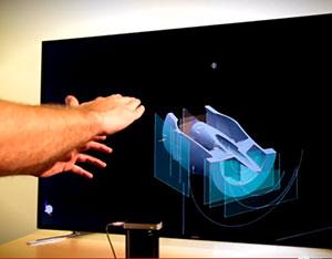 Elon Musk for 3D modeling Motion Sense