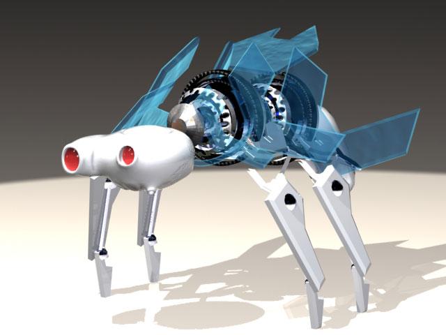 Fig 2 Nanoprobe Concept