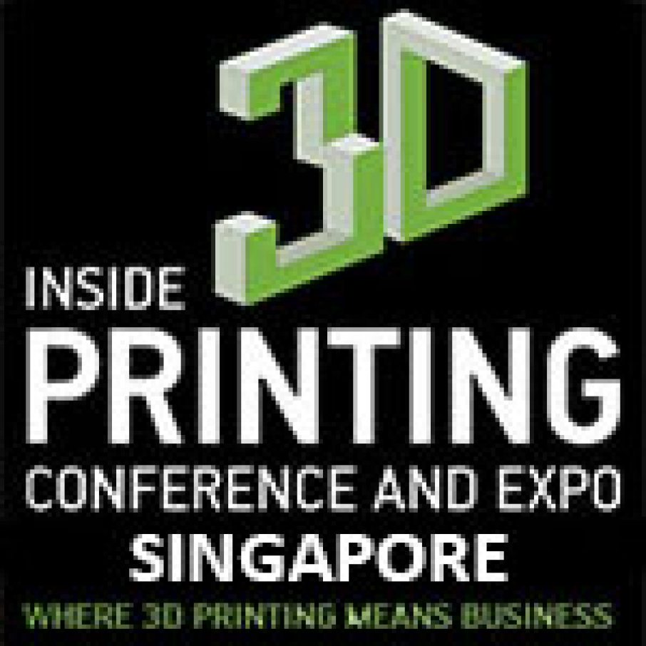D Printing Exhibition In Singapore : Early bird discount for inside d printing event in