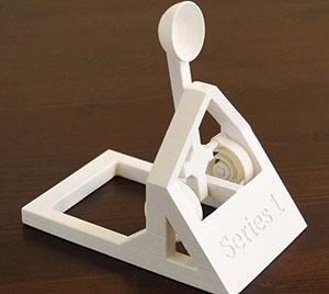 Jonas Dalidd 3D Printed Catapult