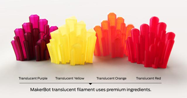 MakerBot Color filament