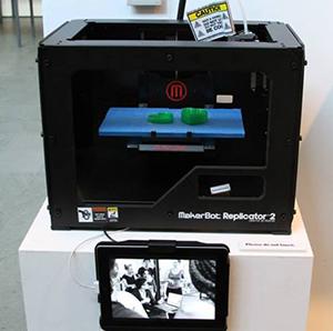 MakerBot replicator MoMA TEEN