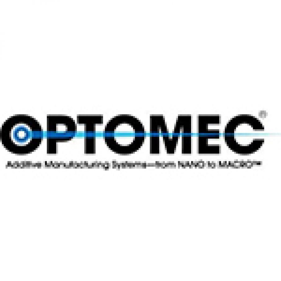 Optomec Industrial 3D printer manufacturer