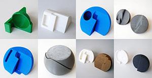 Opus protos 3D Printed
