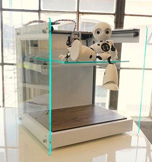 Series 1 Pro 3D printer
