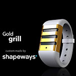 Shapeways Kapture speaker grill