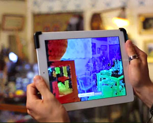 Structure Sensor 3D Scanner iPad