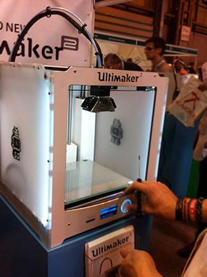Ultimaker 2 3D Printer