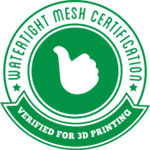 Watertight Mesh Certification