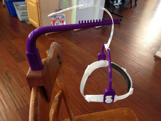 3D Printed Head Balancinator