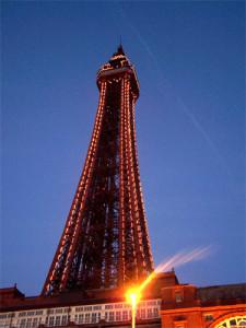 Blackpool Tower BIBA Awards