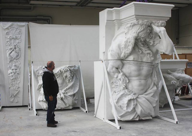 large format 3D Print voxeljet
