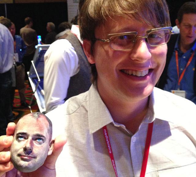 Mcor Mike 3D Printing