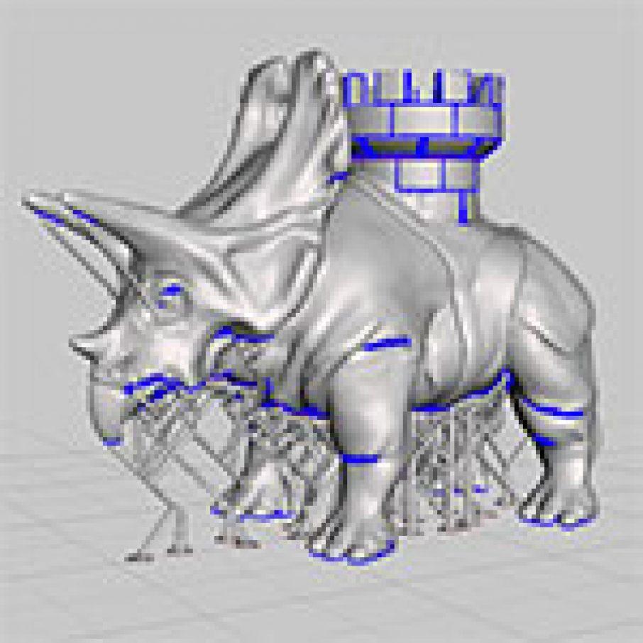 Meshmixer2 AutoDesk 3D application