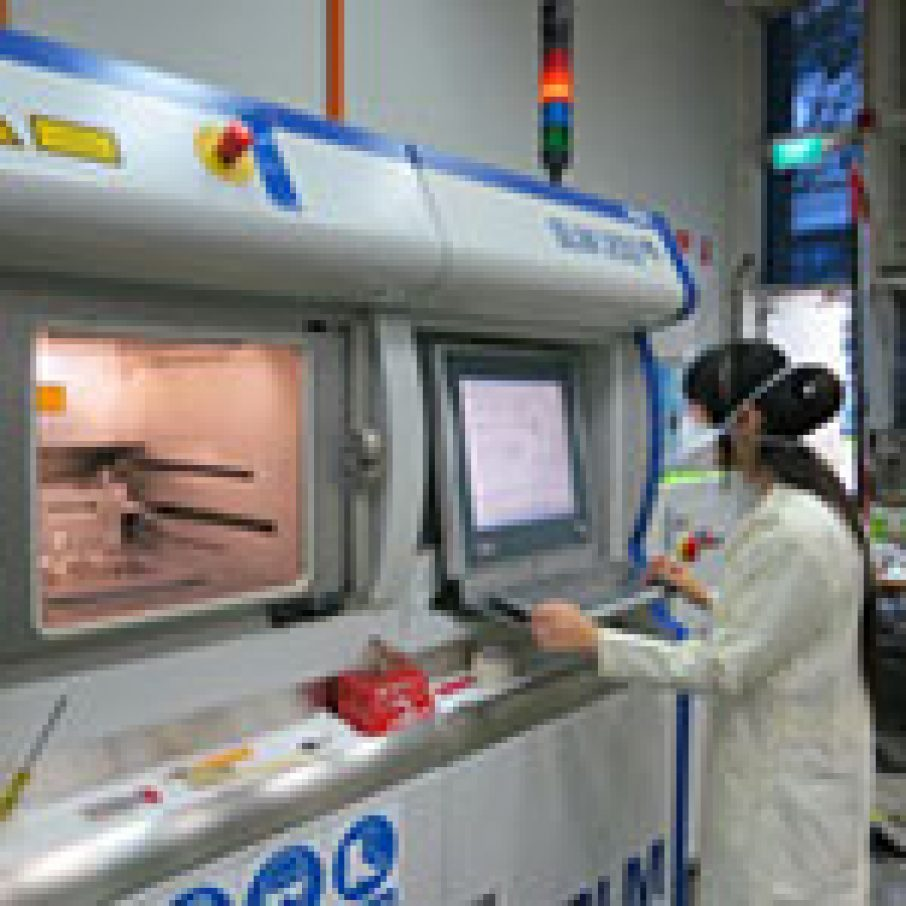 D Printing Exhibition In Singapore : Singapore s nanyang technological university constructs