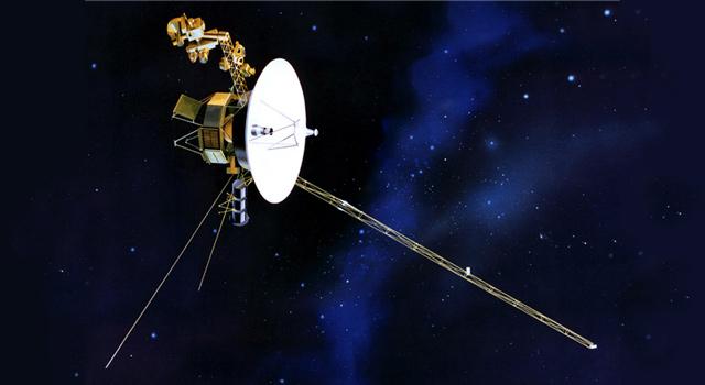 spacecraft Voyager Nasa