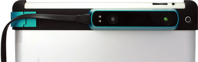 Structure Sensor iPad 3D Scanner