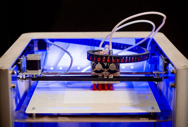 Creatr 3D printer Leapfrog