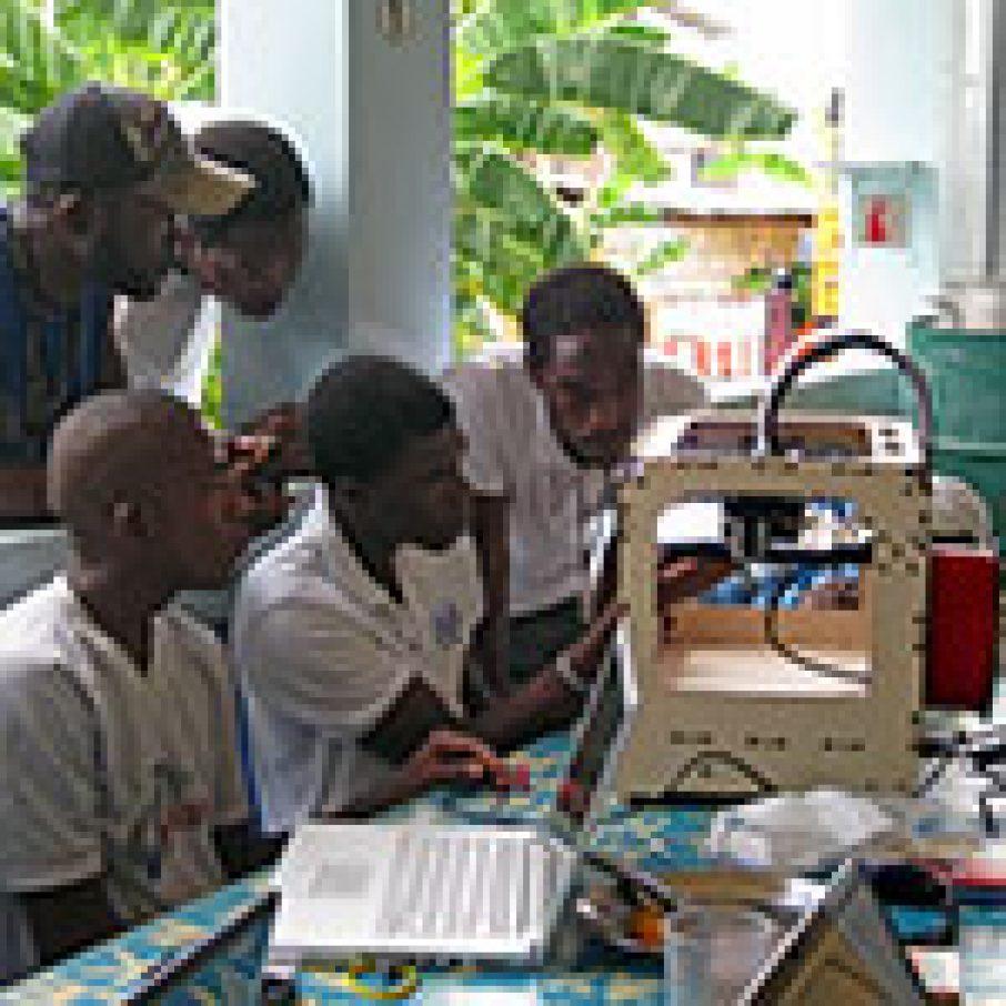 Haiti iLab 3D Printing