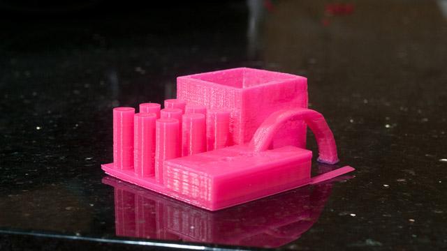 Make Torture Test qu-bd 3D Printer