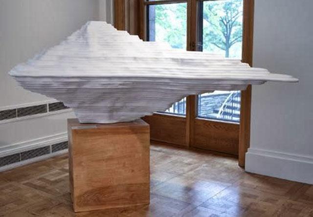 Maya Lin Imaginary Iceberg Shapeways