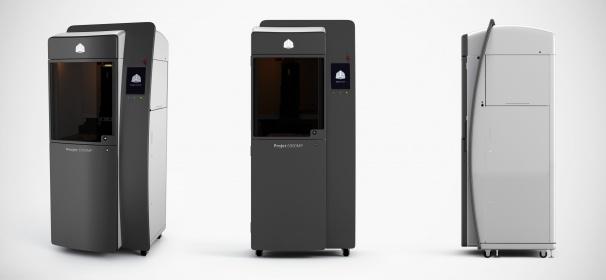 Projet 6000MP 3D Systems 3D Printer