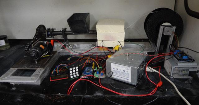 Recyclebot 3D Printer