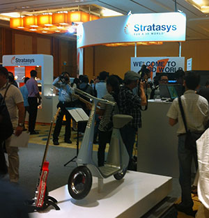 Stratasys Inside 3D Printing Singapore
