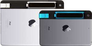 bracket iPad 3D Scanner Structure Sensor