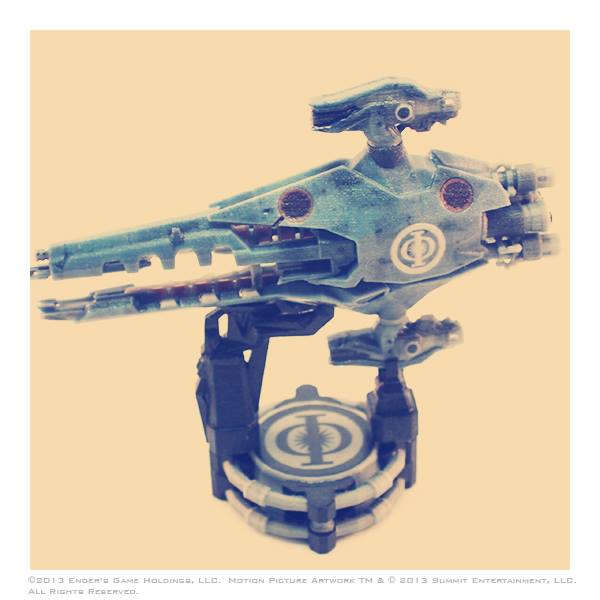 drone Ender's Game 3D Printed
