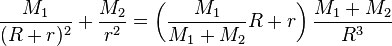 equation The James Webb Space Telescope