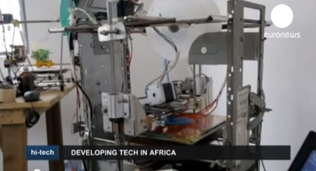 The potential for w afate the first 3d printer created for When was 3d printing invented